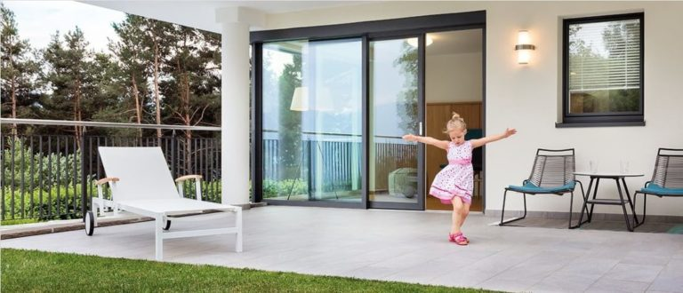 Finestre e porte-finestre sono tra i principali prodotti di Dughera Serramenti