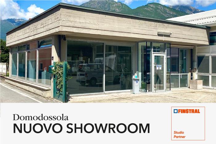 Dughera Serramenti Showroom Domodossola