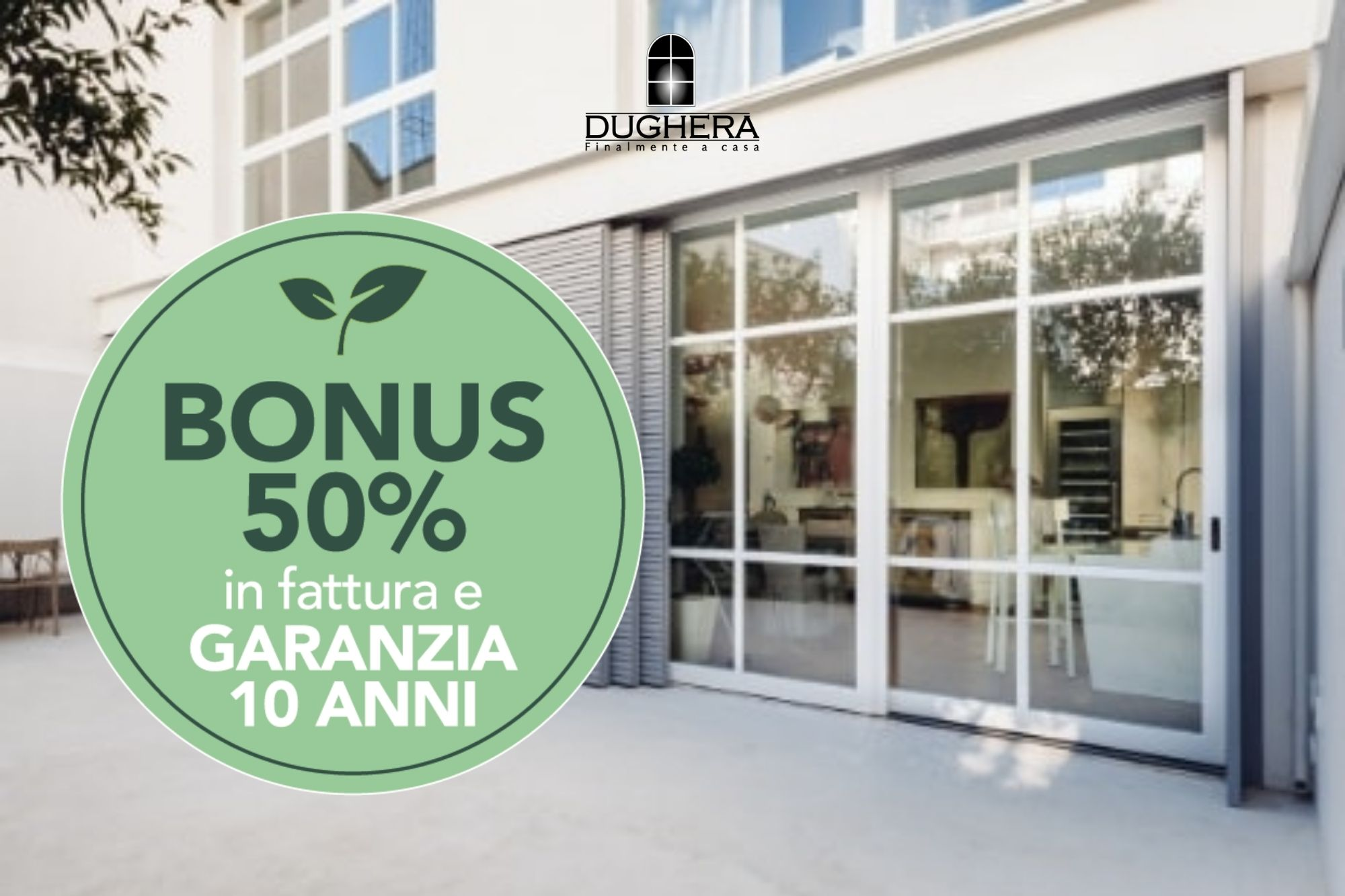 ecobonus news 50 fattura bonus sconto dughera garanzia