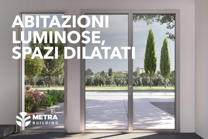 Dughera-Serramenti-Alluminio-Metra-Building-Serramenti-Abitazioni-luminose-spazi-dilatati